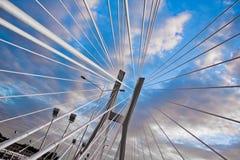 桥梁redzin 免版税库存照片