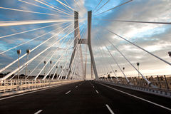 桥梁redzin 免版税库存图片