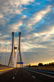 桥梁redzin 图库摄影