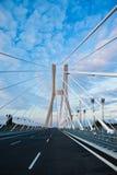 桥梁redzin 免版税图库摄影