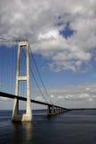桥梁sprogo 图库摄影