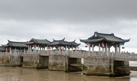 桥梁syantse teochew 库存照片
