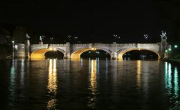 桥梁umberto 图库摄影