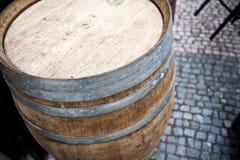 桶啤酒 免版税库存照片