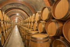 桶文化公园被采取的照片显示是哪酒 免版税库存照片