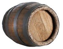 桶木头 免版税图库摄影