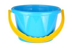 桶玩具 免版税库存图片