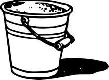 桶 免版税库存图片
