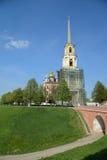 梁赞,俄国城市 库存图片