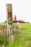 梅克伦堡沿海风景 免版税库存照片
