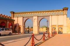梅克内斯,摩洛哥 免版税图库摄影