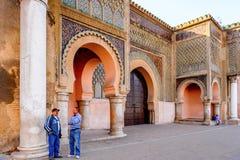 梅克内斯,摩洛哥 图库摄影