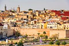 梅克内斯,摩洛哥 免版税库存照片