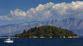 梅加尼西岛 免版税图库摄影