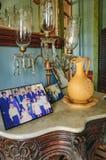 梅尼士Braganza佩雷拉议院在果阿,印度 库存图片