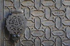 梅斯基塔Catedral de科多巴,安达卢西亚,西班牙 免版税库存照片