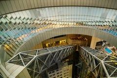 梅田天空大厦在大阪 库存图片
