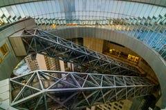 梅田天空大厦在大阪 库存照片