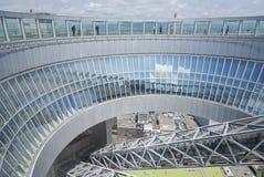 梅田天空大厦浮动庭院观测所 库存图片