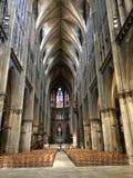 梅茨圣斯蒂芬大教堂  库存照片