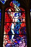 梅茨,法国- 2016年7月25日:大教堂 库存照片