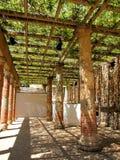 梅里达罗马废墟 免版税库存图片