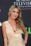 梅雷迪思Hagner白天Emmy奖2009年 免版税库存照片