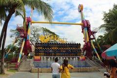 梦想世界游乐园,曼谷,泰国 库存图片
