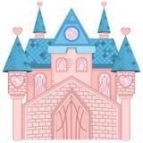 梦想城堡 皇族释放例证