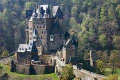 梦想城堡Eltz 库存图片