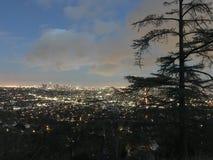 梦想城市 免版税库存图片