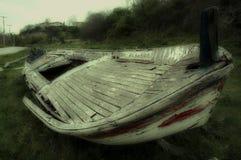梦想小船 库存照片