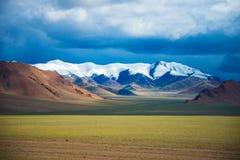 梦想的西藏阿里 免版税图库摄影