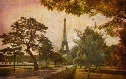 梦想巴黎 免版税库存图片