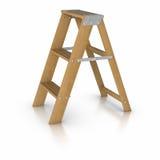 梯子步骤 图库摄影