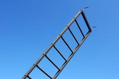 梯子比例缩放 免版税库存照片