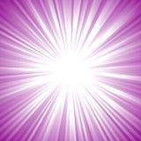 梯度抽象几何光芒破裂了背景-减速火箭的向量图形设计 皇族释放例证