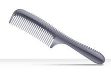 梳子头发 向量例证