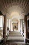 梵蒂冈博物馆的内部梵蒂冈的,罗马,意大利 免版税库存图片