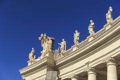 梵蒂冈总部 库存照片