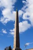 梵蒂冈方尖碑-罗马 免版税库存照片