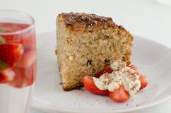 梵蒂冈面包,蛋糕 免版税库存图片