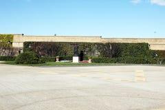 梵蒂冈直升机场 库存图片