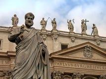 梵蒂冈 库存照片