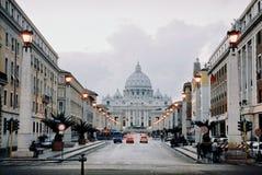 梵蒂冈 免版税库存图片