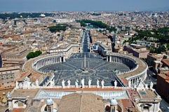 梵蒂冈 免版税库存照片
