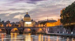 梵蒂冈 库存图片
