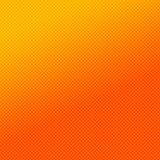 检查橙色模式 向量例证