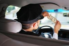 检查美元的票据 免版税图库摄影