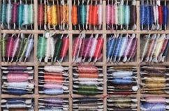 棉纱品 库存照片